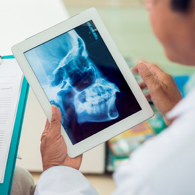 x-ray tablet
